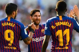 Lo último: La nueva camiseta del Barcelona causa sensación