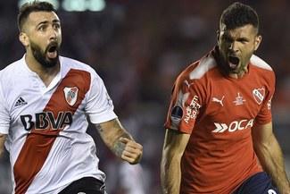 River Plate vs Independiente EN VIVO: En la ida de cuartos de final de la Copa Libertadores