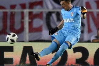 ¡Otra vez Armani! El arquero de River Plate se vuelve a lucir con espectacular atajada [VIDEO]
