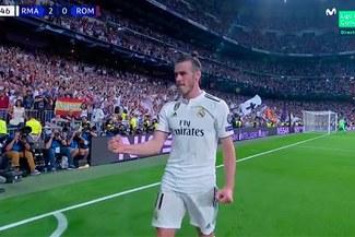 Real Madrid vs Roma: Gareth Bale marcó el 2-0 para merengues en Champions League [VIDEO]