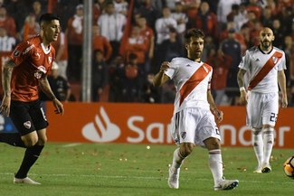 River Plate empató 0-0 con Independiente por los cuartos de la Copa Libertadores [RESUMEN]