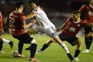 River Plate vs Independiente: 'Millonarios' empataron 0-0 por los cuartos de final de la Copa Libertadores [GUÍA DE CANALES]