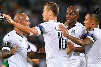 Krasnodar con Christian Cueva, venció 1-0 al Akhisarspor por la Europa League [VIDEO]