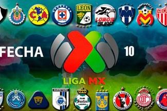 Liga MX: Programación, fecha y hora con los peruanos de la jornada 10 del Apertura