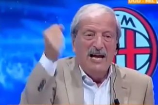 Periodista italiano enloquece con gol de Higuaín en la Europa League [VIDEO]