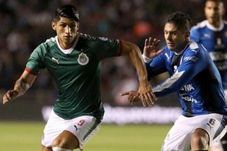 Chivas vs Querétaro EN VIVO ONLINE : Chivas igualó 1-1 contra Querétaro en la Liga MX  [RESUMEN Y GOLES]