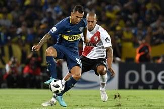 Boca Juniors vs. River Plate EN VIVO: chocan por el Superclásico del fútbol argentino
