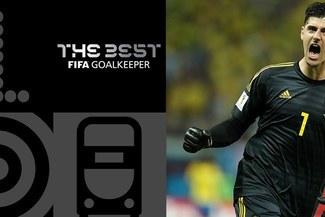 The Best 2018: Thibaut Courtois es ganador del premio a Mejor Arquero de la FIFA
