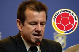 Dunga, el 'as' bajo la manga para agarrar la dirección técnica de Colombia
