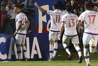 Nacional venció 2-0 a San Lorenzo y clasificó a cuartos de la Copa Sudamericana [RESUMEN Y GOLES]