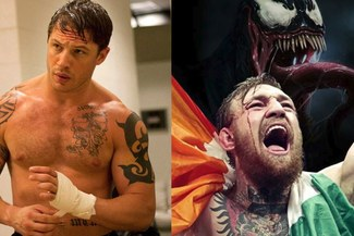 Venom: Tom Hardy reveló que se inspiró en Conor McGregor para lograr personaje
