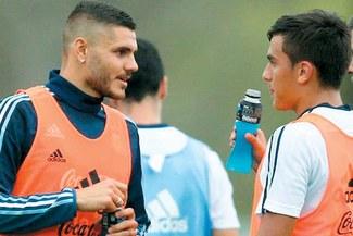 Paulo Dybala y Mauro Icardi comandan lista de convocados de la Selección Argentina