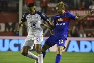Independiente empató 0-0 con Tigre por la Superliga Argentina [RESUMEN]