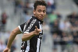 Cristian Benavente marcó gol con Sporting Charleroi frente a Lokeren en la Jupiler League [VIDEO]