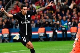 PSG vs Estrella Roja: Ángel Di María anotó el 4-0 por la Champions League [VIDEO]