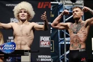 UFC 229: McGregor no es favorito frente a Khabib, según casas de apuestas