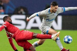 Sin Jefferson Farfán, el Lokomotiv Moscu perdió 0-1 con el Schalke 04 por la Champions League [RESUMEN Y GOL]