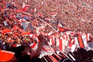 Así celebraron los hinchas de River Plate su pase a semifinales por la Copa Libertadores [VIDEO]