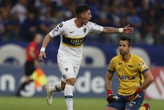 Boca Juniors avanzó a semifinales de Copa Libertadores tras empatar 1-1 ante Cruzeiro [VIDEO]