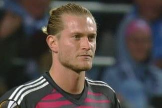 ¡No aprende! El grosero error de Loris Karius en el gol del 1-0 del Malmo contra Besiktas
