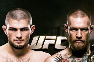 McGregor vs Khabib: UFC simuló la pelea principal del UFC 229 y este fue el ganador [VIDEO]