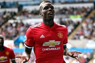 Mino Raiola niega partida de Paul Pogba del Manchester United