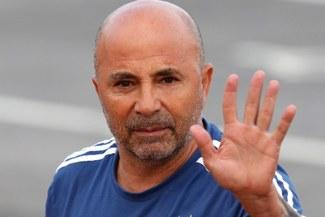 ¡Da la cara! Jorge Sampaoli habló sobre su cuestionada dirección en la Selección Argentina