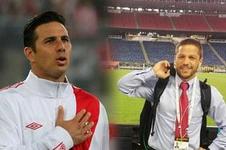 Selección Peruana: Pedro García habló sobre una posible vuelta de Claudio Pizarro [VIDEO]