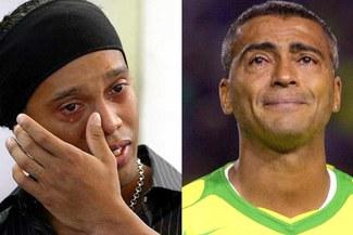 Ronaldinho y Romario habrían sido estafados en evento deportivo