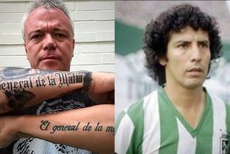 """""""Popeye"""", el sicario de Pablo Escobar: """"Cueto era ídolo en Atlético Nacional de Medellín"""""""