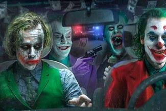 ¡EXCLUSIVA! Nuevas imágenes de 'The Joker' [FOTOS Y VIDEO]