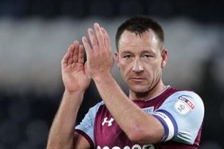 John Terry será uno de los entrenadores en el Aston Villa de Inglaterra