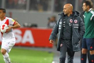 El día que Perú hizo llorar a Jorge Sampaoli en su debut con Chile [VIDEO]