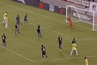 ¡Genio! James Rodríguez y el golazo en amistoso FIFA que da vuelta al mundo [VIDEO]