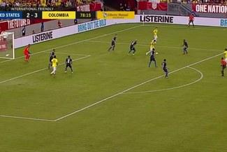 Colombia vs Estados Unidos: Miguel Borja anotó golazo de 'tijera' [VIDEO]
