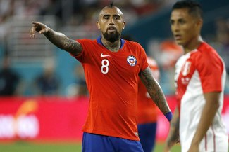Perú vs Chile: Ricardo Gareca revela que una de las claves de la victoria fue neutralizar a Arturo Vidal [VIDEO]