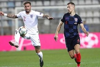 Croacia empató 0-0 ante Inglaterra por la UEFA Nations League [Resumen]