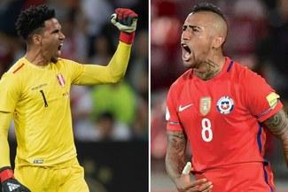 Perú vs Chile: conoce las cuotas del partido en las casa de apuestas