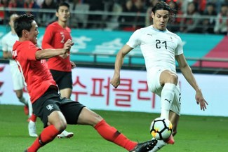 Uruguay 1-2 Corea del Sur: 'Charrúas' perdieron en amistoso internacional [RESUMEN Y GOLES]