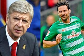"""Claudio Pizarro y los halagos de Arsene Wenger: """"Tiene una gran inteligencia de juego"""""""