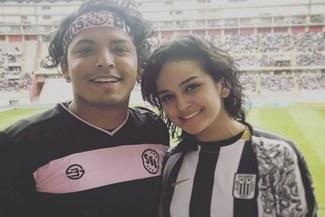 Alianza Lima: Cantante Daniela Dancourt reveló su hinchaje por 'blanquiazules'