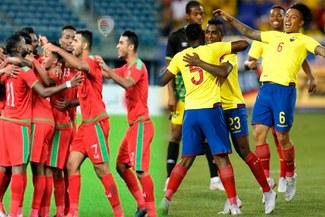 Ecuador igualó 0-0 con Omán en amistoso internacional FECHA FIFA