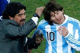 Lionel Messi: Mario Kempes lo defiende tras críticas de Diego Maradona