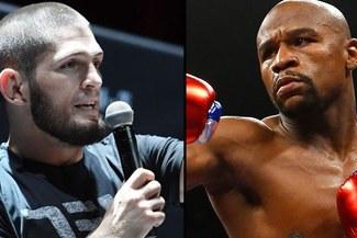 UFC: Floyd Mayweather acepta enfrentar a Khabib Nurmagomedov por una 'lluvia de millones'