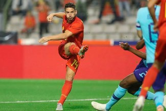 Bélgica vs Holanda EN VIVO: Dries Mertens anotó un tremendo GOLAZO para el 1-0 en amistoso internacional FIFA [VIDEO]