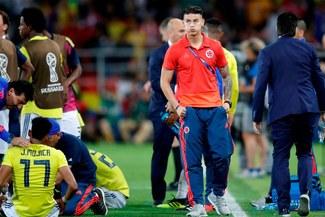Crack de la Selección Colombiana sufrió rotura de ligamento cruzado [VIDEO]