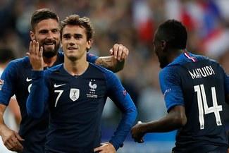 """¿Merece el Balón de Oro? Antoine Griezmann entra al """"top 10"""" de artilleros de Francia"""