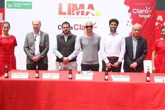 Lima Challenger Copa Claro 2018 tendrá la presencia de tenistas top 100 del ATP