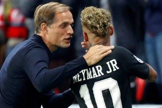 """Tuchel sorprende con sus declaraciones sobre Neymar: """"No sé dónde estará en verano de 2019"""""""
