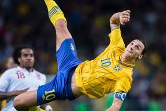 Zlatan Ibrahimovic podría convertirse en nuevo delantero del Real Madrid